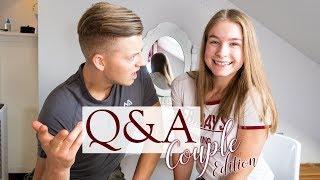Q&A mit meinem FREUND | Couple Edition