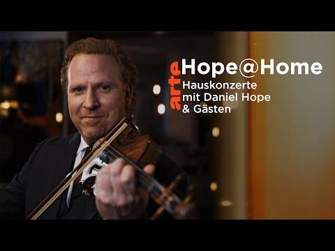 Hope@Home Mit Daniel Hope - Trailer - 2020