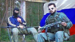 Як купити КАЛАШ в Росії | Вогнестрільна бесіда Feat RUSSIAN MAKAKA