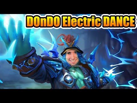 Dendi Dota 2 [Storm Spirit] DOnDO Electric DANCE