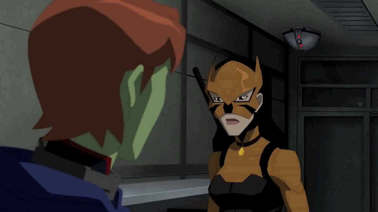 Young Justice-Complications Clip - YouTube
