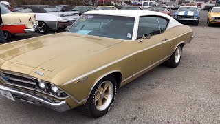 """SOLD"" 1969 Chevelle Malibu Test Drive Maple Motors"