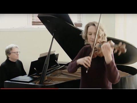 Duo Concertante - Schubert CD Promo