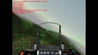 Instant Ethiopia - Game F-16 Aggressor