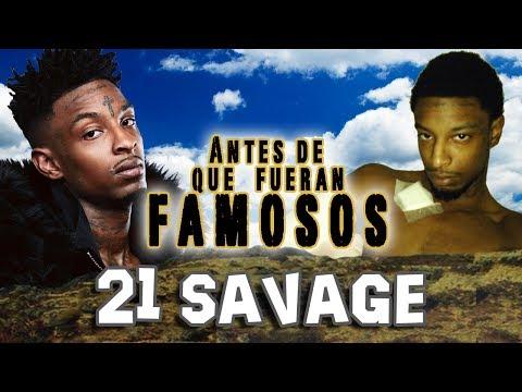 21 SAVAGE - Antes De Que Fueran Famosos - EN ESPAÑOL