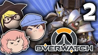 Overwatch w/ Commander Holly: Skirmish - PART 2  - Steam Train