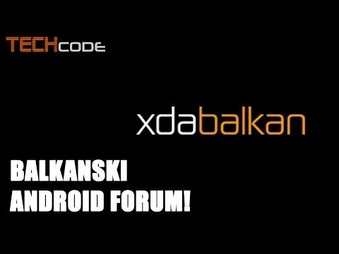 Balkanski Android forum | XDA-Balkan