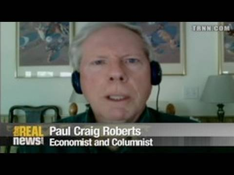 Paul Craig Roberts on Iraq and Afghanistan wars