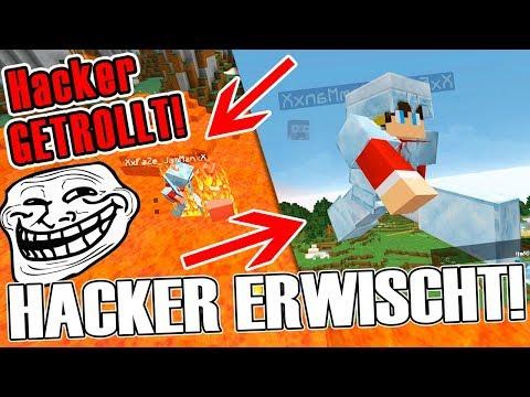 HACKER ERWISCHT & GETROLLT! - Minecraft SubServer | Earliboy