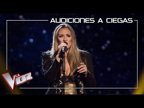 Noelia Cano canta 'Cry me out' | Audiciones a ciegas | La Voz Antena 3 2019