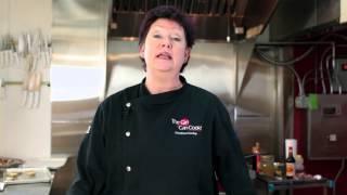 Caramelized Onion Tart : Elegant Appetizers