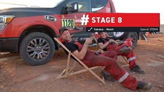 Mammoet Rallysport: Stage 8