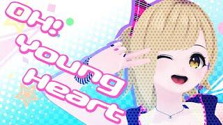 「OH! Young Heart」/作詞・作曲:つんく - 歌ってみた #34 音無むおん⚡