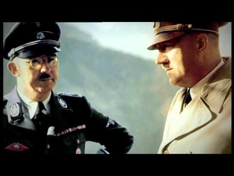 Heinrich Himmler Portrét masového vrahu
