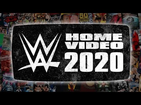 2020 WWE DVD Schedule - Upcoming Releases