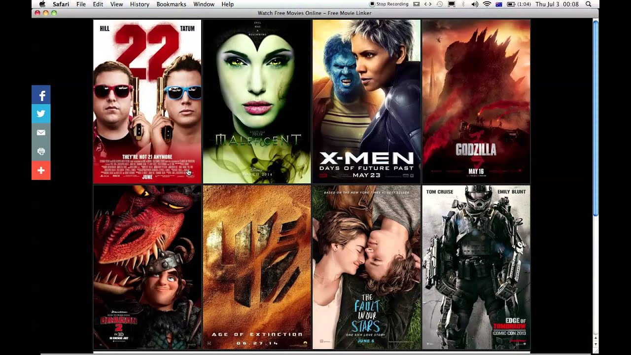 The Best Free Movie Streaming Sites On The Internet - Youtube-3430