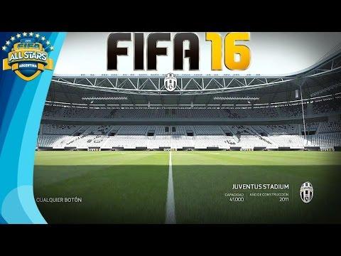FIFA 16 Stadiums Italy - Serie A Calcio