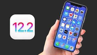 iOS 12.2 - ¿Qué hay de NUEVO? (Descarga YA)