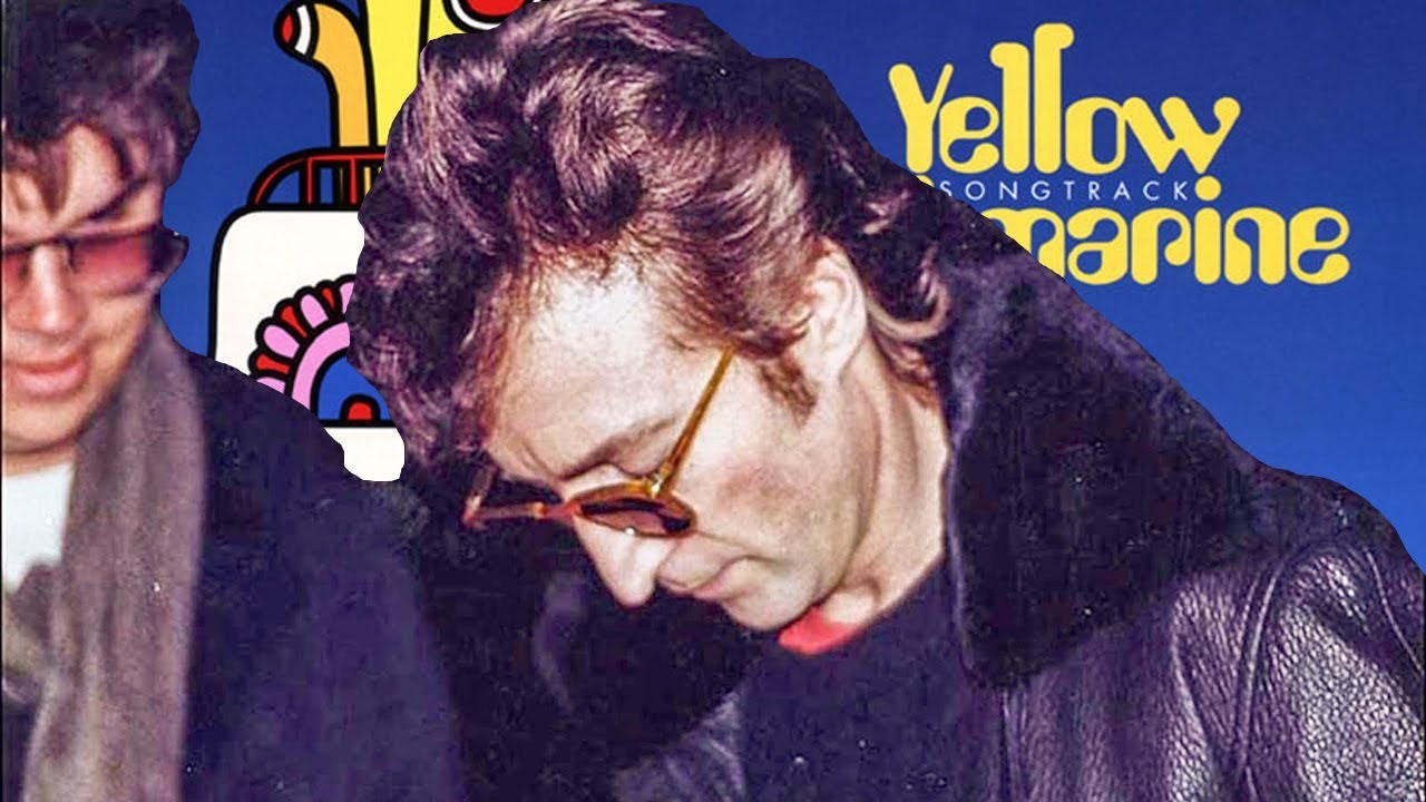 The Murder Of John Lennon Picture L Photo Backstory Series Youtube