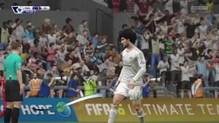 FIFA 16 - Modo carrera manager