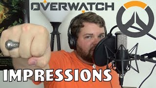 Overwatch Impressions