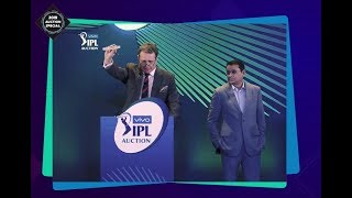 Cricket Countdown: VIVO IPL Auction over the years!