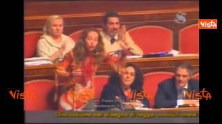 RIFORME. TAVERNA (M5S) A SENATORI: COMINCIO A PROVARE FASTIDIO FISICO DOPO UN ANNO CON VOI