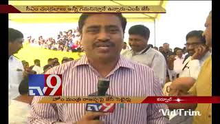 JC Diwakar Reddy satirical thanks to AP HM Chinarajappa - TV9