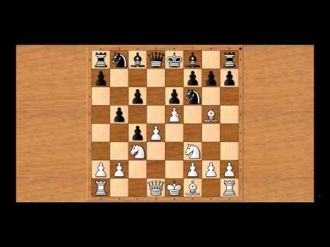 Cờ vua: Merano and Botvinnik (Semi-Slav Defense)