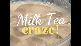 24 Oras: Milk tea, pinipilahan ng maraming Pinoy