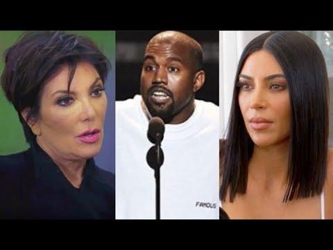 SHOCKING NEWS!!! Kris Jenner Wants Kim Kardashian To Leave Kanye West!!! Really??! [SEE DETAILS]