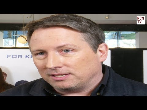 Director Joe Cornish Interview The Kid Who Would be King Premiere