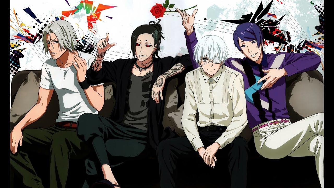 Top 20 Strongest Tokyo Ghoul Characters (Anteiku Raid Arc)