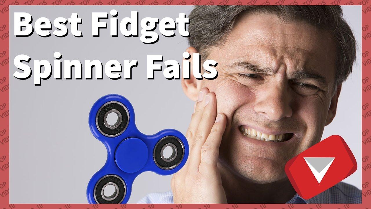 Greatest Fidget Spinner Fail Compilation [2017] (TOP 10 VIDEOS)