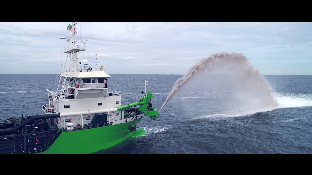 Trailing suction hopper dredgers | DSB Offshore Ltd