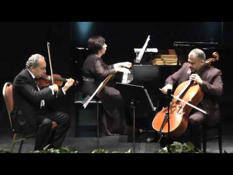 Trio in A Minor-Op 50 1st Movement_Pezzo elegiac (Moderate assai  Allegro giusto) in A minor
