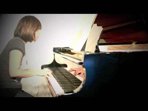 Coldplay - Paradise (Piano cover by Jane Lee)