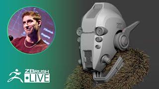 Did You Know That? LIVE: Mech Pilot - Pixologic Paul Gaboury - Part 2