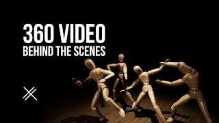 "Motion Capture, Kinect, BTS, ""The Play"" Rendered with Unreal Engine 4"