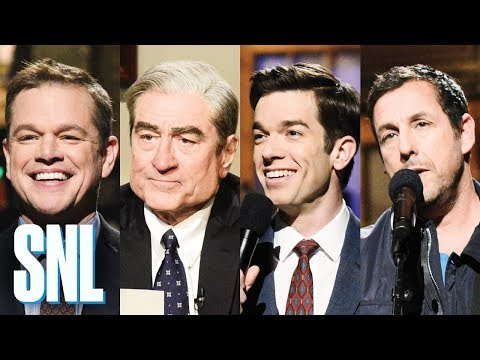 SNL Season 44 Highlights: Robert De Niro, John Mulaney, Adam Sandler and Matt Damon