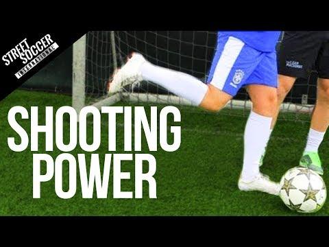 how-to-improve-shooting-power-|-street-soccer-international