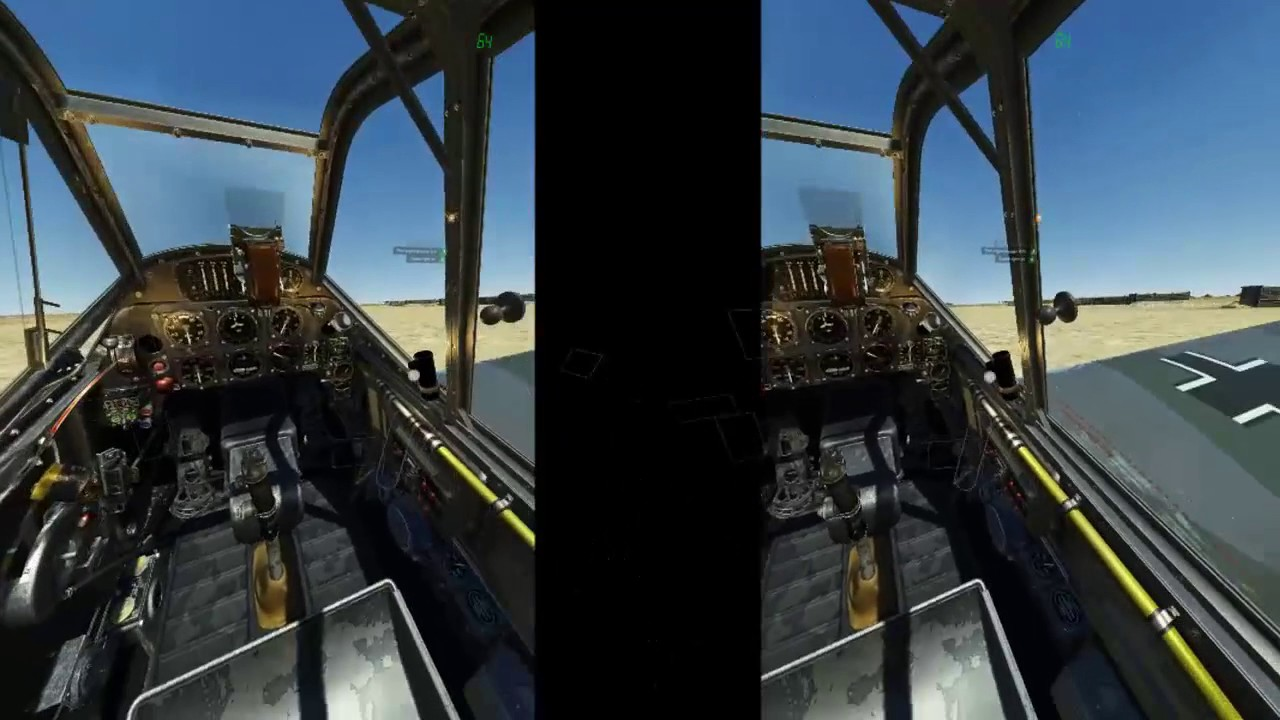 VR and fully clickable cockpits - Virtual Reality and VR Controllers