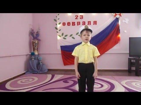"""Никита Лунёв. Песня  """"Капитан"""" (музыка и слова З.Роот) 2016г."""