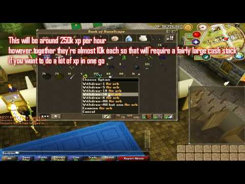Ultimate 1-99 Crafting Guide Cheap + 350k Xp/h | By Bonbloc