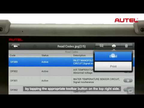 Autel MaxiSys (MS908)