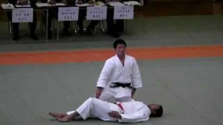 2009 全日本柔道『形』競技大会(固の形) 優勝組の演技