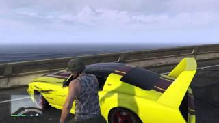 Grand Theft Auto V The begging part 1