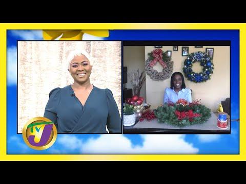 Venessa Cordwell: TVJ Smile Jamaica   TVJ News