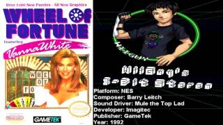 Wheel of Fortune: Featuring Vanna White (NES) Soundtrack - 8BitStereo
