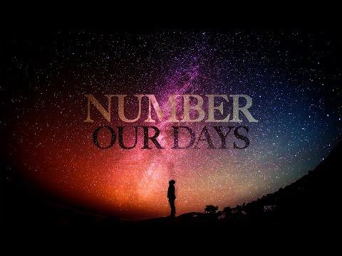 Exodus - #NumberOurDays - Edric Mendoza